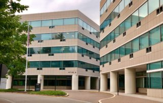 Pioneer Office Suites - Front Building Image